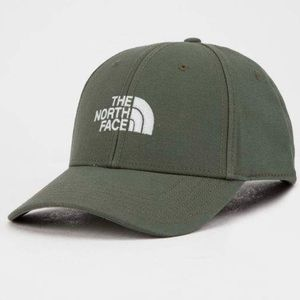 THE NORTH FACE 66 Classic Green Mens Dad Hat